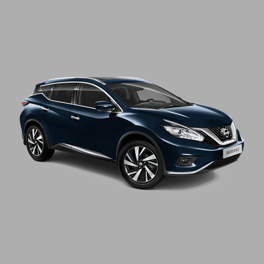 Выкуп Nissan Murano с пробегом