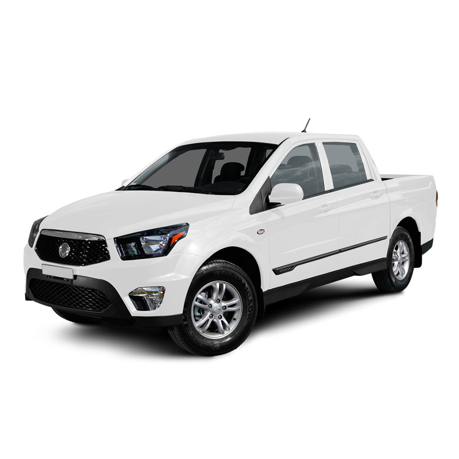Выкуп SsangYong Actyon Sports
