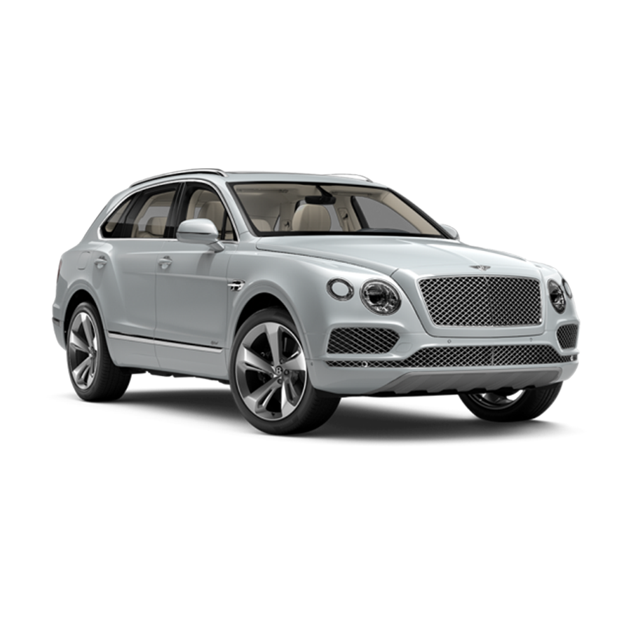 Выкуп Bentley Bentayga