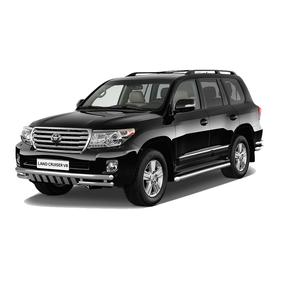 Выкуп Toyota Land Cruiser